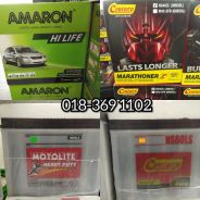Century Car Battery Ns40 Ns60 Ns70 Bateri Kereta