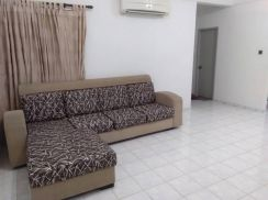 Taman Nelly Apartment Ground Floor