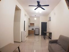 Ready move in furnished 2bedroom mesahill new condo