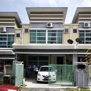 Freehold | Taman Warisan Puteri, Seremban, Double Storey Terrace