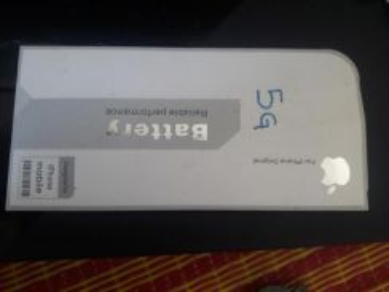 Battery iphone5 original