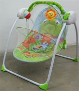 Baby Swing With Mosquito Net - mm2