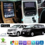 Toyota Vellfire Alphard 12inch Android Player