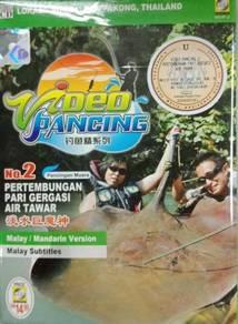 VCD Video Pancing Lokasi Sungai Bang Pakong Thaila