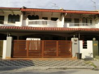 Double storey Terrace House at Taman Desa Kencana, Bercham, Ipoh