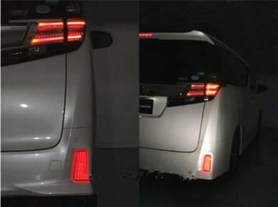 Toyota Vellfire Alphard Rear Bumper Light