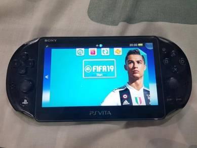 PS Vita PSVita Fifa 19 Henkaku Jailbreak