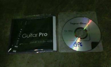 Cd guitar pro 6