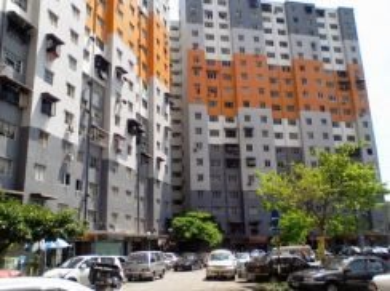 Cheras Bandar Sri Permaisuri, Sri Penara apartment -Low Floor