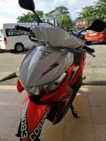 Yamaha ego s jet