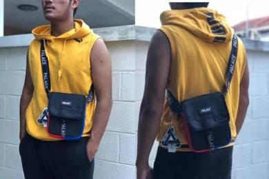 Unisex palace shot bag slingbag