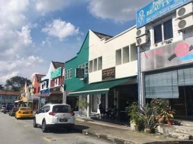 [CROWDED AREA] Seksyen 11 Shah Alam Double Storey Shop