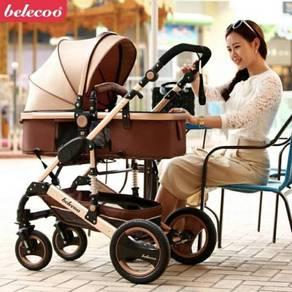 Belecoo Stroller newborn to 36month