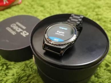 Samsung Gear S2 Classic Full Set