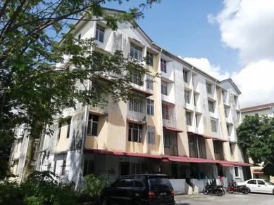 2nd FLOOR LOW DOWN PAYMENT Rista Villa Apartment NEAR PUTRA CYBERJAYA