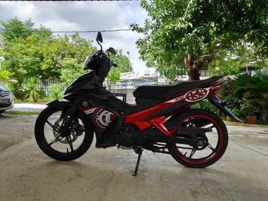 Yamaha Lc135 Es 5speed
