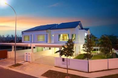 Jln Kuching Last Corner Bank Rejected 24x80 Double Storey Bumi Lot