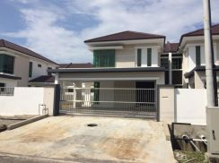 Double Storey Semi Detached Midori Luak, Miri