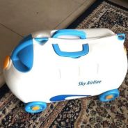 Kids Travelling Suitcase