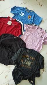 Combo tshirt brand size L M