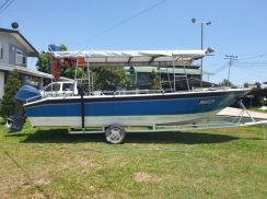 27 footer boat