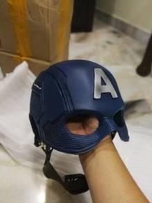 Captain America 1:1 Scale Helmet