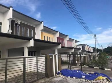 Double Storey Intermediate House At Tondong Heights Jalan Batu Kawa