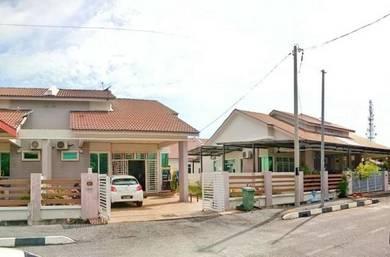 NICE Single Storey SemiD, Taman Aked, Jitra (MENGHADAP PADANG)