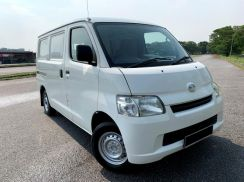 2014 Daihatsu Grand Max 1.5 (m) Panel Van Tip Top