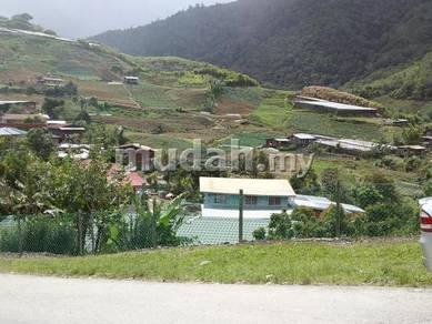 Kundasang nt cl land near shop flat land