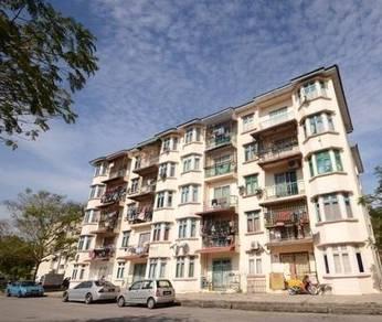 Rosana Villa Apartment Taman Putra Perdana Puchong 100% LOAN+CASH BACK