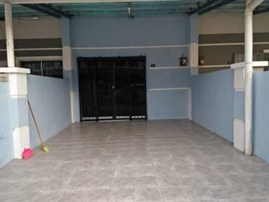 Double storey terraced house (intermediate) Taman Prima Villa, Tuaran