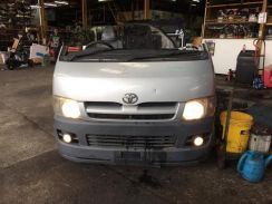 Jdm Front Nose Cut Toyota Hiace KDH200