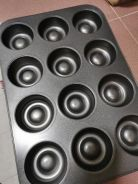 Muffin pan 12cups