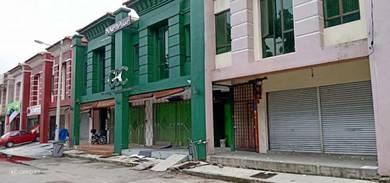 Face Busy Main Road Gnd Floor End Lot IKS Merdeka Permai Batu Berendam