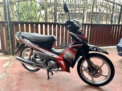 SYM E BONUS 110cc TAHUN 2015