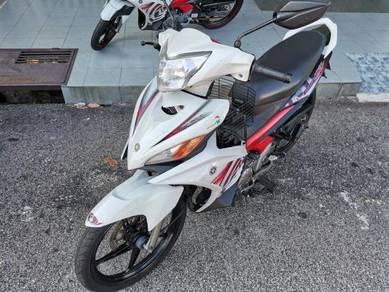 Yamaha 135lc / deposit rendah / motor murah