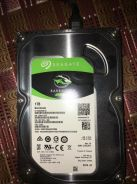 Seagate BarraCuda ST1000DM010 1TB 7200 RPM