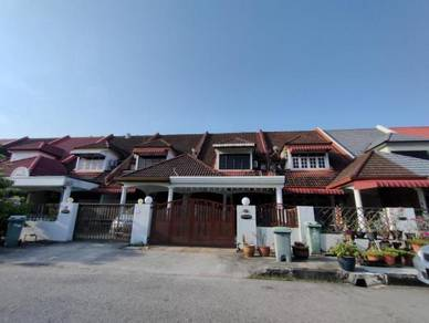 Double Storey Terraced Taman Sri Nibong Sungai Nibong For Sale