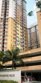 Looking For Melur Apartment, Sentul, Kuala Lumpur