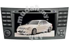 Mercedes w211 oem car gps dvd multimedia MAXX