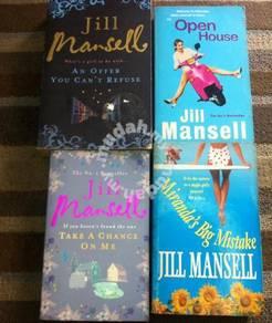 Novel Jill Mansell