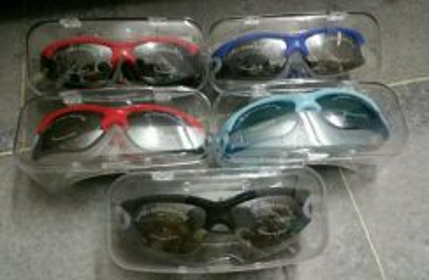 Shark X UV protect, Anti-fog goggles