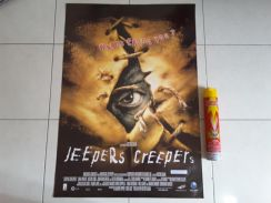 Poster Original JEEPERS CREEPERS Limited Edition01