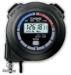 Casio Hand Held Stopwatch- New