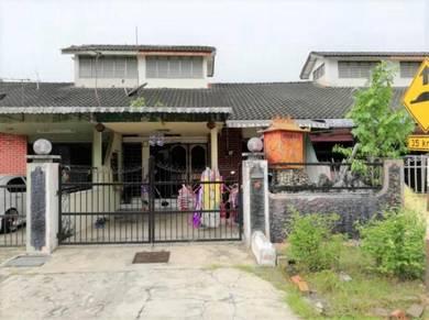 Single Storey Terrace House for sale in Taman Pertama, Ipoh