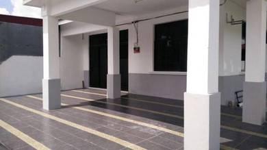 Single Storey Semi Detached Corner Lot, Taman Kelisa Ria