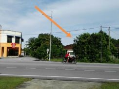 First grade land for sales at Balik Pulau
