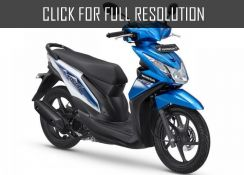 2017 Honda Beat 110 Scooter (Whatapps-Apply
