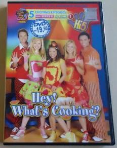 DVD Hi-5 Series 8 Volume 1 Hey What's Cooking DVD